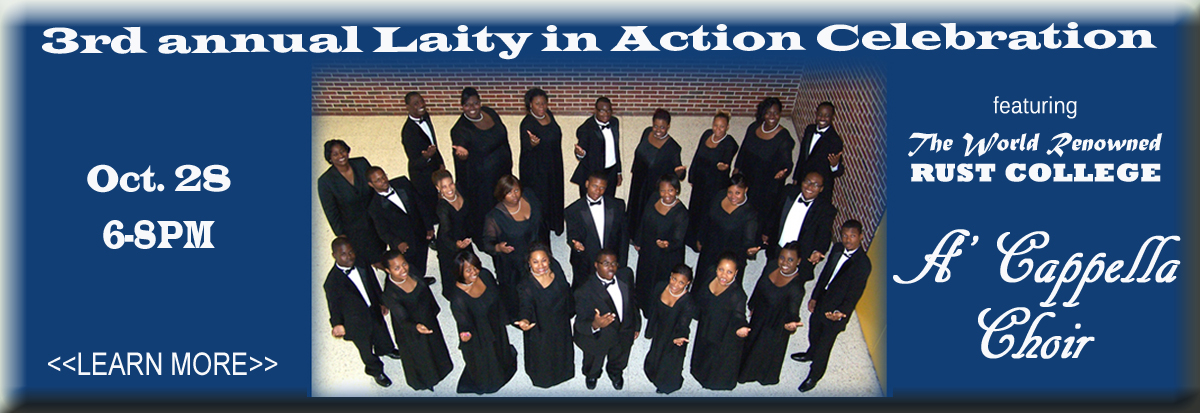 Laity in Action Celebration event 2017