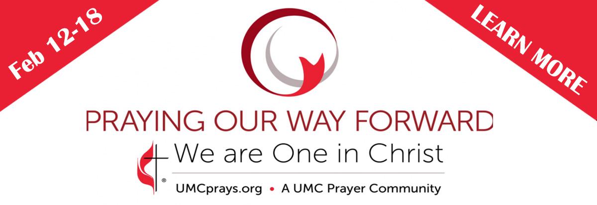 Praying Our Way Forward