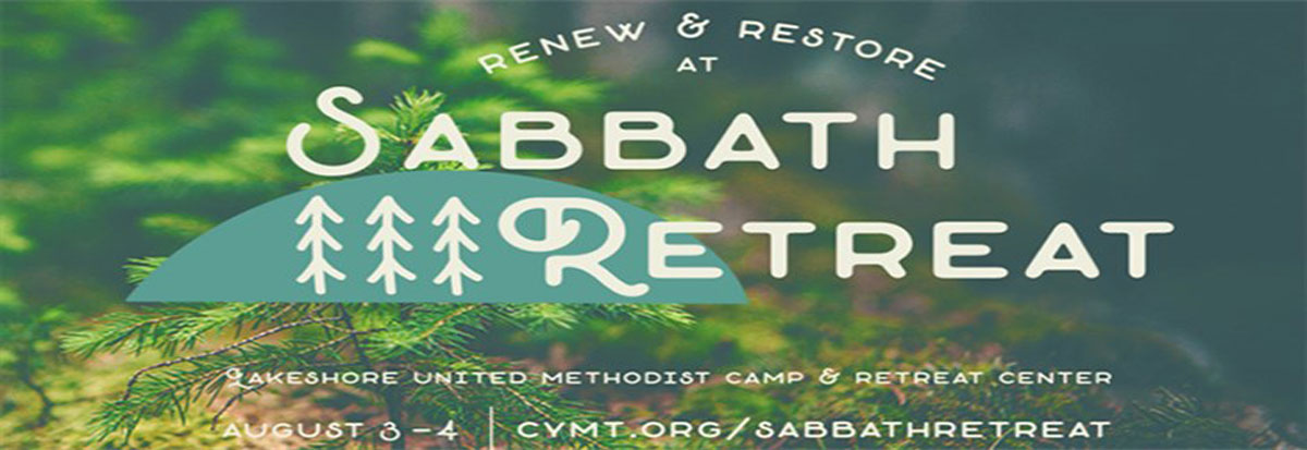 Sabbath Retreat 2018