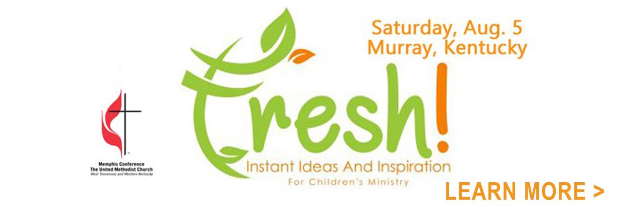 Children's Ministry Training Event-2017