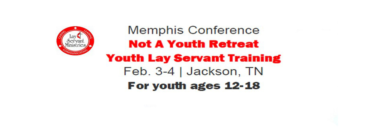 Youth Lay Servnt Training 2018