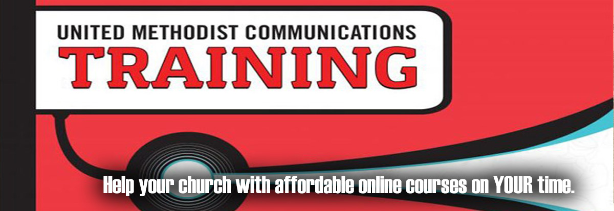United Methodist Communications Training 2017