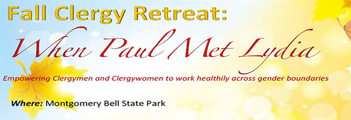 Fall Clergy Retreat 2017