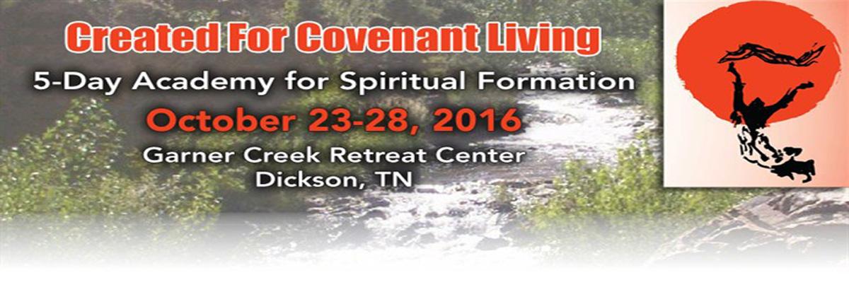 Creatd For Covenant Living