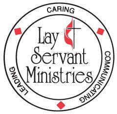 Lay Servant Ministry logo