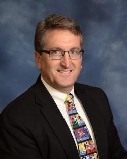 Rev. Dr. Rob Martin