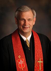 Bishop William McAlilly